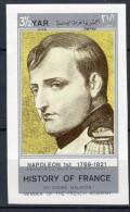 NAPOLEON -  Timbre Du Yemen (non Dentelé) - Napoleon