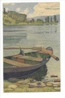 13298 - Partie Bel Arenaberg Barque Par Ernst Schlatter - ZH Zurich