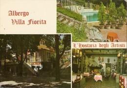 J-S.ANDREA BAGNI-ALBERGO VILLA FIORITA-L'HOSTARIA DEGLI ARTISTI - Parma