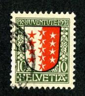 8062 - Swiss 1921   Michel #172   ( Cat. 4.€ ) - Usati