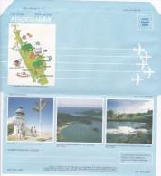 New Zealand Mint Aerogramme PA 1, Northland - New Zealand