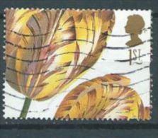 "GB 1997 ""Tulipa"" (Ehret)   1st   SG 1958 SC 1716 MI 1670 YV 1928 - Used Stamps"