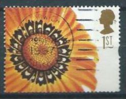 "GB 1997 ""Guzmania Splendens"" (Charlotte Sowerby)   1st   SG 1961 SC 1719 MI 1673 YV 1931 - Used Stamps"