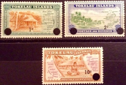 Tokelau - 1967 - MNH** - 9/11