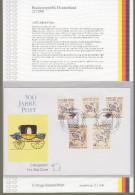 Bund+Berlin+DDR+Belgien+�sterreich: FDC- Ersttagsbrief mit Mi-Nr. 1445 ESST u. 4 bildgleiche Ausgaben aus 4 L�ndern !  x