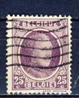 COB 197a Obl  (B2151) - 1922-1927 Houyoux