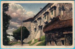 LJUBLJANA - LAIBACH ( Slovenia ) * Travelled 1918. - Slovenia