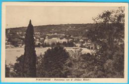 PORTOROSE ( Trieste ) * Slovenia * Travelled 1916. * Istria - Slovenia