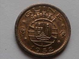 GUINEE BISSAU COLONIE PORTUGUAISE 50 CENTAVOS 1952  KM 8 - Guinea-Bissau
