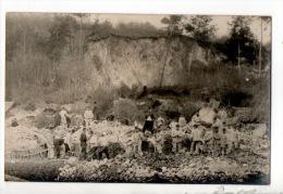 TRAVAUX . SOLDATS, MILITAIRES, POILUS . CARTE-PHOTO - Réf. N°12031 - - Manoeuvres