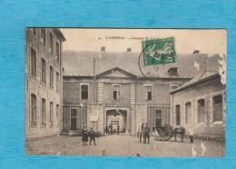 Cambrai. - Caserne De Cavalerie. - Cambrai