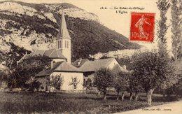 CPA   74   LA BALME-DE-SILLINGY---L'EGLISE---1907 - Frankrijk