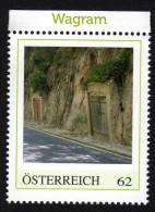 ÖSTERREICH 2012 ** Weinkeller Kellergasse Wagram In Niederösterreich - PM Personalized Stamp MNH - Personalisierte Briefmarken