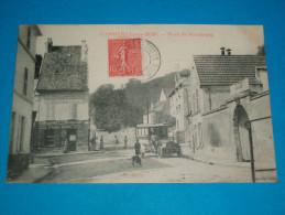 """78 ) Carrières-sous-bois - Place De Strasbourg """" L'autobus - Cars - Année  : EDIT : Gras - France"""