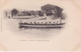 """Lancement Du """"CARNOT"""" Cuirassé De 1er Rang - Phot. A. Rougault, Toulon-sur-Mer - TBE - Ships"""