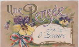 Côtes  D ' Or :  YZEURE  , Une  Pensée - Frankrijk
