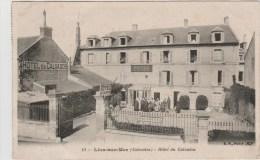 14  -  Lion-sur-Mer  (Calvados)  -  Hôtel Du Calvados - France