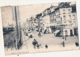 BELGIQUE - ANVERS - QUAI VAN DICK Précurseur TB - Antwerpen