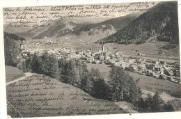 DAVOS  Vom  Gemsjager Pli Angle Timbrée - GR Grisons