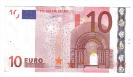 10 €  GERMANIA DUISENBERG P004F1 CIRCULATED  Cod.€.070 - 10 Euro