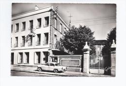 CPSM 27 - LE NEUBOURG - L'Hôpital-Hospice - TB PLAN Etablissement De Santé - TB PLAN AUTOMOBILE SIMCA ? - Le Neubourg