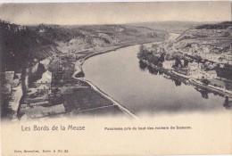 SAMSON PANORAMA PRIS DU HAUT DES ROCHERS - Andenne