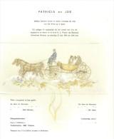 Huwelijksaankondiging 23 Juni 1984 Stekene - Hellestraat. - Boda