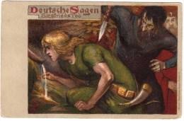 ILLUSTRATEUR  HUBERT KOHLER.MUNCHEN - Germania