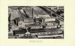1929 - Rare Iconographie - Lille (Nord) - Station Centrale De Lomme-lez-Lille - FRANCO DE PORT - Vieux Papiers