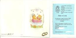 Huwelijksaankondiging 21 Oktober 2005 Stekene. - Boda