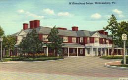 Williamsburg Lodge, Williamsburg Va. - United States