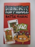 - Jeu de cartes - KIDPADDLE - 54 cartes -
