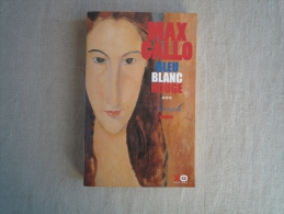 Max Gallo Bleu Blanc Rouge Sarah XO éditions 2000 . Voir Photos. - Books, Magazines, Comics