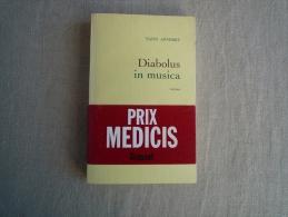 Yann Apperry Diabolus In Musica Grasset 2000 Prix Médicis . Voir Photos. - Books, Magazines, Comics