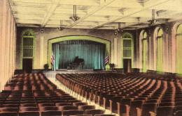 Auditorium At The Inn,  Buck Hill Falls - United States