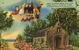 Shrine Of Nuestra Senora,Saint Agustine,  Florida - St Augustine
