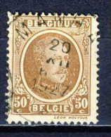 COB 203 Obl  (B2159) - 1922-1927 Houyoux