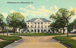 Williamsburg Inn, Williamsburg Va. - United States