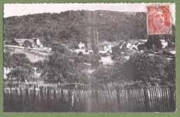 CPSM - HAUTE SAONE - ETRIGNY - HAMEAU DE VENEUZE ET ROCHE D'ANJOU - Imprimerie Bourgeois Chalons Sur Saone / 2 - Francia