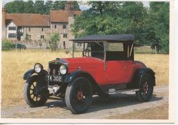1928 FIAT 509 A (Italie) Cp Neuve - Passenger Cars