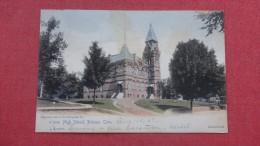 Rotograph----- -  ---- Connecticut>Putnam  High School  -ref  2071 - United States