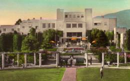 Samarkand Persian Hotel , Santa Barbara, California. Hand Colored - Santa Barbara