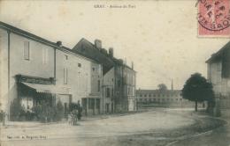70 GRAY / Avenue Du Port / - Gray