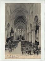 AMBERIEU - INTERIEUR DE L EGLISE - AIN 01 - CPA - France