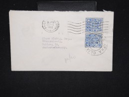 """IRLANDE - Enveloppe Avec Timbres Pérforés """" C.L E """" En 1962 Pour L ' Allemagne - A Voir - Lot P12374 - 1949-... Repubblica D'Irlanda"""