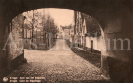 Postkaart / Bruges / Brugge / Koer Van Het Begijnhof / Foto Nels, Ed. L. De Reyghere, Brugge - Brugge