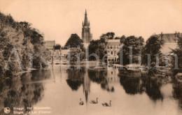 Postkaart / Bruges / Brugge / Het Minnewater / Foto Nels, Ed. Ern. Thill - Brugge