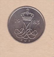 Denmark, 10 Øre, 1983 R.  Copper-Nickel - Denmark
