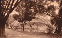 Suspension Bridge, Bedford - Bedford