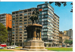 LIEGE - Monument Charlemagne - Liege